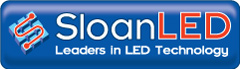 Logo sloan led